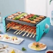 techwood GR-108 电烤串机 双层烧烤架