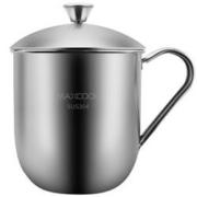 8日0点:MAXCOOK 美厨 MCB067 304不锈钢 水杯 300ml17.9元