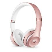 Beats Solo3 Wireless 头戴式耳机 玫瑰金色