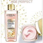 L'Oréal Paris欧莱雅 Age Perfect化妆水和日霜套装  到手约¥135.93