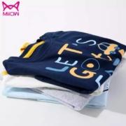 Miiow  猫人 儿童t恤  短袖 80-140CM *2件