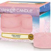 Yankee Candle 扬基蜡烛 香氛蜡烛茶灯 Pink Sands 9.8g*12块 含税到手¥48.67