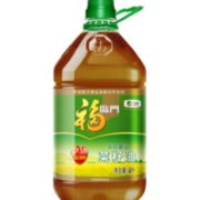 88VIP、限地区!福临门 浓香菜籽油 4L