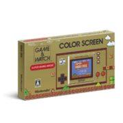 Nintendo任天堂复古掌机Game&Watch超级玛里奥兄弟