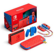 Nintendo 任天堂 日版 Switch游戏主机 续航增强版 超级马力欧兄弟限定