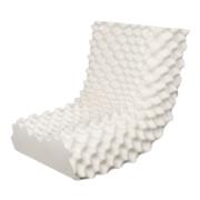 LANTINCE 天然橡胶枕头 50*30*7/9cm