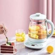 18点、百亿补贴: Midea 美的 MK-YS15M210 多功能煮茶壶