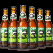 百威 鹅岛 ipa淡色艾尔 精酿原浆啤酒 355ml*24瓶189元38节价赠精酿6听+啤酒杯