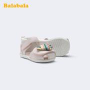 Balabala 巴拉巴拉 女童软底防滑凉鞋