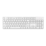 4日0点: Irok 艾石头 FE 104 104键键机械键盘 白色 茶轴
