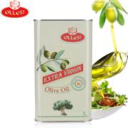 西班牙进口 奥列尔 特级初榨橄榄油 3L94.92元包邮
