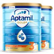 88VIP! Aptamil 爱他美 金装 婴儿奶粉 3段 900g 2罐装¥230.32 4.5折