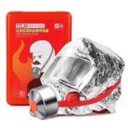 PLUS会员: 京玺 30型 防烟防毒面罩 硅胶升级 成年人用 *7件