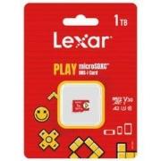 百亿补贴: Lexar 雷克沙 microSDXC A2 UHS-I U3 TF存储卡 1TB 任天堂主机专用