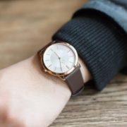 Calvin Klein 卡尔文·克莱 Minimal系列 K3M216G6 女士石英腕表