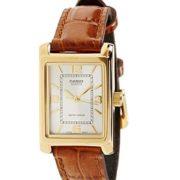 CASIO 卡西欧 LTP-1234PGL-7A女士皮革表带石英手表 到手250.68元