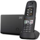 Gigaset E630A 无绳电话机 带应答功能 - 防水防尘 - 黑色