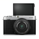 FUJIFILM 富士 X-E4 微单相机 套机 (27mm F2.8 R WR镜头 )2610万像素 4K视频 180度翻转自拍屏