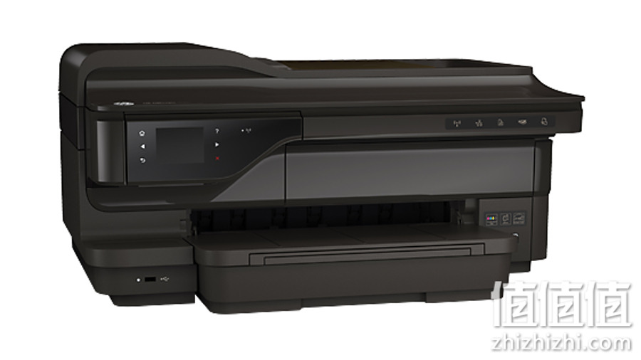 HP Officejet 7612 A3打印机扫描仪评测
