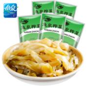 鱼泉 脆香榨菜丝 15g*40袋 脆嫩爽口9.8元吃货价