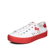 SKECHERS 斯凯奇 HELLOKITTY联名款 66666316 女子休闲鞋139元包邮(需用券)