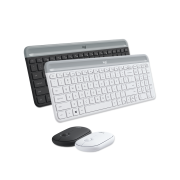 logitech 罗技 MK470 键鼠套装 (星空灰、无线2.4G)179元包邮(双重优惠)