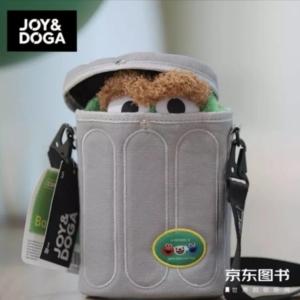 JOY&DOGAx京东图书x芝麻街 联名随身包 - OSCAR款 限量版