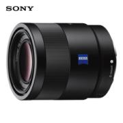 SONY 索尼 Sonnar T* FE 55mm F1.8 ZA 标准定焦镜头 索尼FE卡口 49mm4199元包邮