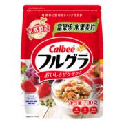 天猫超市 日本 卡乐比 水果麦片 700g/袋