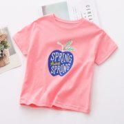 纯棉舒适!靖品 儿童t恤 超多款式可选 8.9元包邮(需用券)