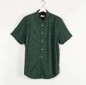 Lacoste 法国鳄鱼 男士 短袖衬衫