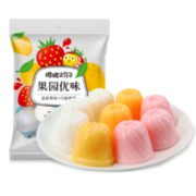 PLUS会员! 樱桃小丸子 果园优味缤纷果冻 175g*2袋 3.68元(需买4件,共14.72元包邮)