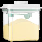 安扣 按扣式刮平密封奶粉罐 1L 一键开启39元特卖价