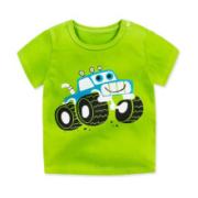 凯乐宝 儿童T恤纯棉短袖*3件