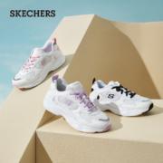聚划算百亿补贴:Skechers 斯凯奇 女鞋 熊猫鞋 运动鞋 88888401287元包邮