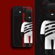 驰爵 暴力熊手机壳 适配iPhone12/11系列8元包邮(需用券)