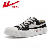 回力 帆布鞋 女 2021春季 厚底板鞋59元(需用券)