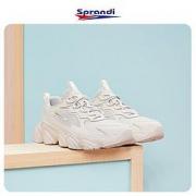 Sprandi 斯潘迪 S1028810 男士运动休闲鞋89元包邮(需用券)