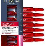 新低价!L'Oréal 欧莱雅 Revit阿lift Laserx3 复颜光学紧致嫩肤安瓶 7支装 含税到手¥48.89¥44.81 比上一次爆料降低 ¥36.38