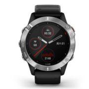 12日0点!GARMIN 佳明 Fenix6 多功能手表 银色专业版¥3980.00 6.7折 比上一次爆料降低 ¥300