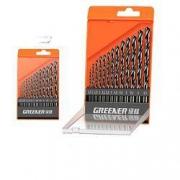 GREENER 绿林工具 麻花钻头 13件套8.4元包邮