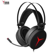 Lenovo 联想 拯救者Star系列 Y360 有线游戏耳机 头戴式 7.1声道 黑色