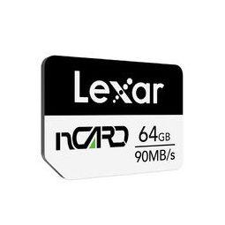 Lexar 雷克沙 nCARD NM存储卡 64G
