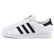 adidas Originals SUPERSTAR系列 中性休闲运动鞋 EG4958*2件 798元(合399元/件)399元(包邮)