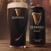 GUINNESS 健力士 爱尔兰进口啤酒 440ml*4听