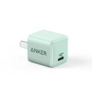 Anker 安克 PowerPort Nano 20W PD 充电器56.42元包邮(双重优惠)