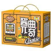 限地区:达利园 酱π曲奇 芒果味/菠萝味 饼干504g*2件19.9元(折合9.95元/件)