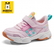 BoBDoG 巴布豆 儿童机能学步鞋