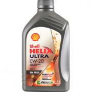 Shell 壳牌 超凡灰喜力 Helix Ultra 全合成机油 0W-20 SN 1L
