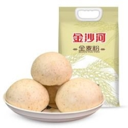 88VIP:金沙河 面粉 全麦粉 5kg *4件